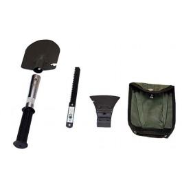 Camping-Werkzeug Multitool 5-teilig