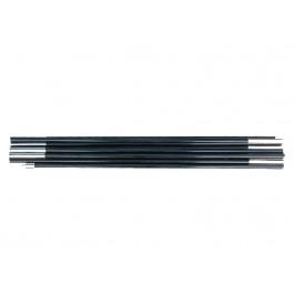 Zeltstange Glasfaserstab für Rundbogen, beliebig kürzbar in verschiedenen Stärken und Längen inklusive Gummischnur