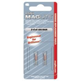 Ersatz-Glühlampen Mini MagLite