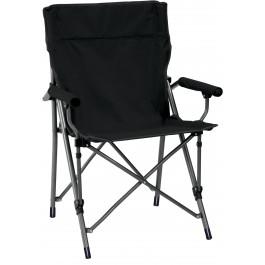 Komfort-Faltstuhl mit Armlehne