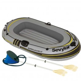 Sevylor Schlauchboot Supercaravelle XR66GTX-7 im Komplettset