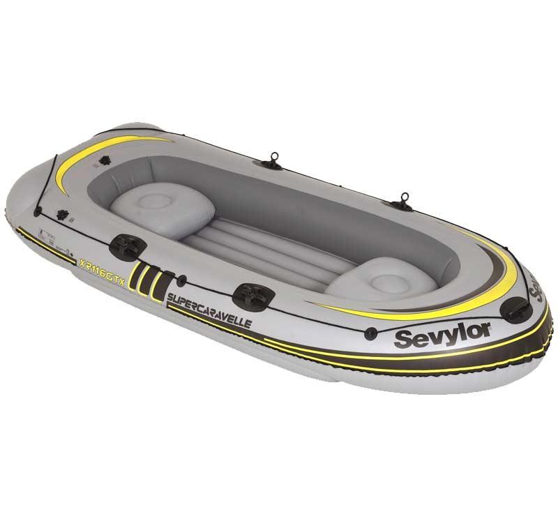 sevylor schlauchboot supercaravelle xr116gtx 7. Black Bedroom Furniture Sets. Home Design Ideas