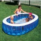 Schwimmbecken Oval Pool Elliptic