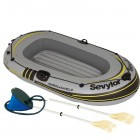 Sevylor Schlauchboot SuperCaravelle XR66GTXK-7 Komplett Set