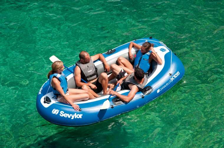 лодка sevylor kk65 caravelle отзывы