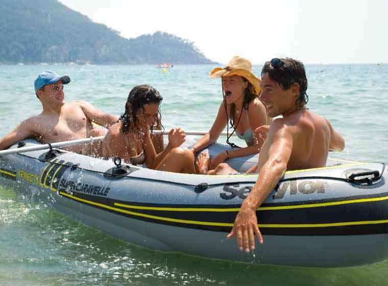 Sevylor SuperCaravelleXR116GTX-7 - ein Schlauchboot für jede Menge Spaß