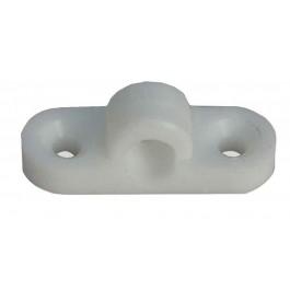 Wandösen Kunststoff senkrecht (3 Stück)
