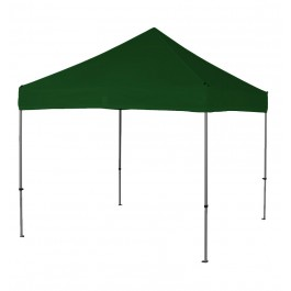 Faltpavillon Quick Top PRO Easy Up 2,3 x 2,3 Grün