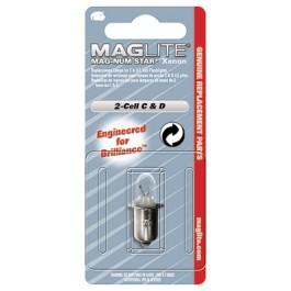 Ersatz-Glühlampe MagLite Stablampen 2C / 2D Xenon