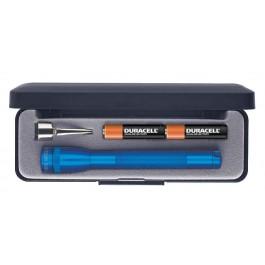 LED Mag-Lite MiniMag AAA im Etui Blau