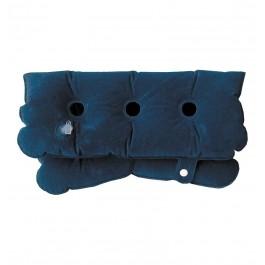 Sitzkissen aus weichem Veloursmaterial
