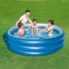 Schwimmbecken Ring Pool Metallic